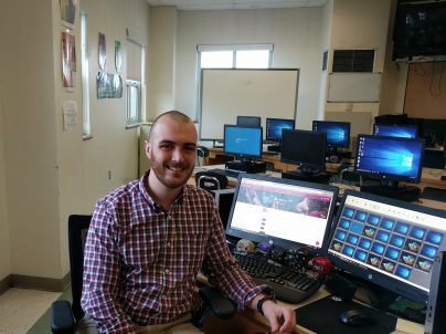 Kurt Kaiser - Classroom Computer lab