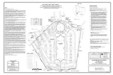 alta acsm land title survey