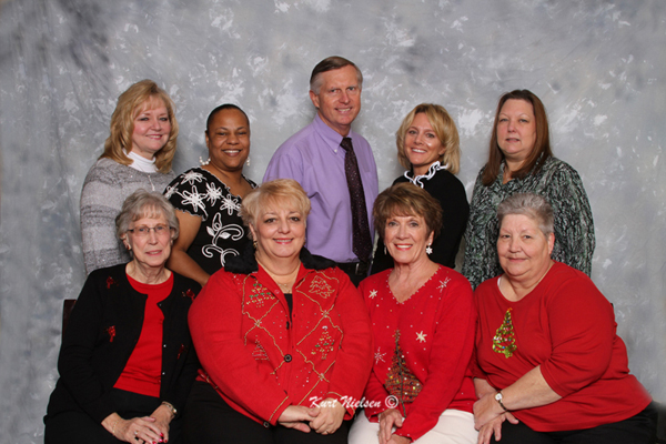 Davis College Christmas Party Photographer