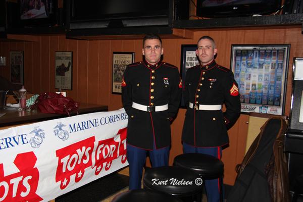 Toledo Marine's Toys for Tots Photographer