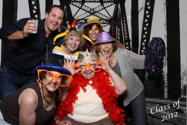Graduation Party Photo Booth