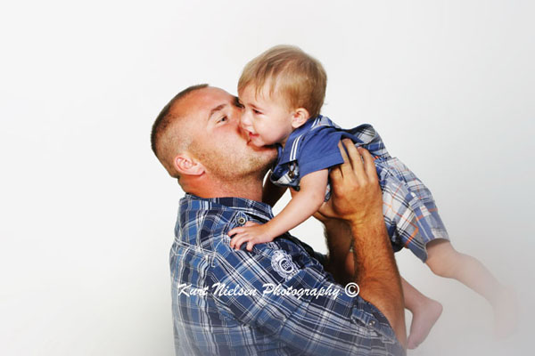 Father and son Baby Pictures