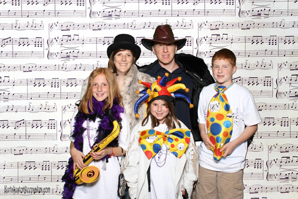Photo Booth for Bar Mitzvahs