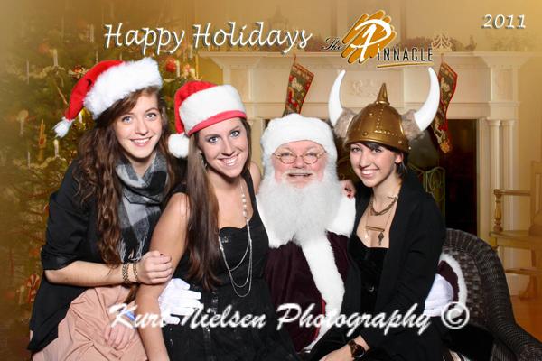Christmas Photo Booth Toledo