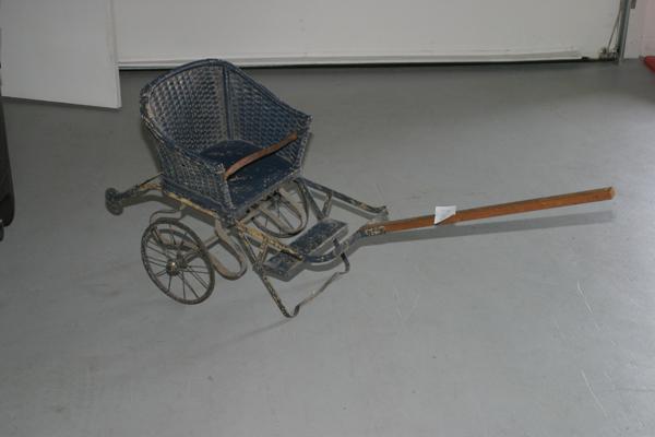 antique goat cart for sale