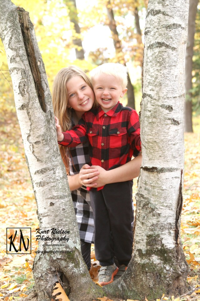 fall children photos