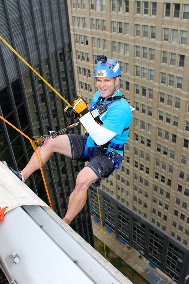 13abc Sports Director Justin Feldkamp