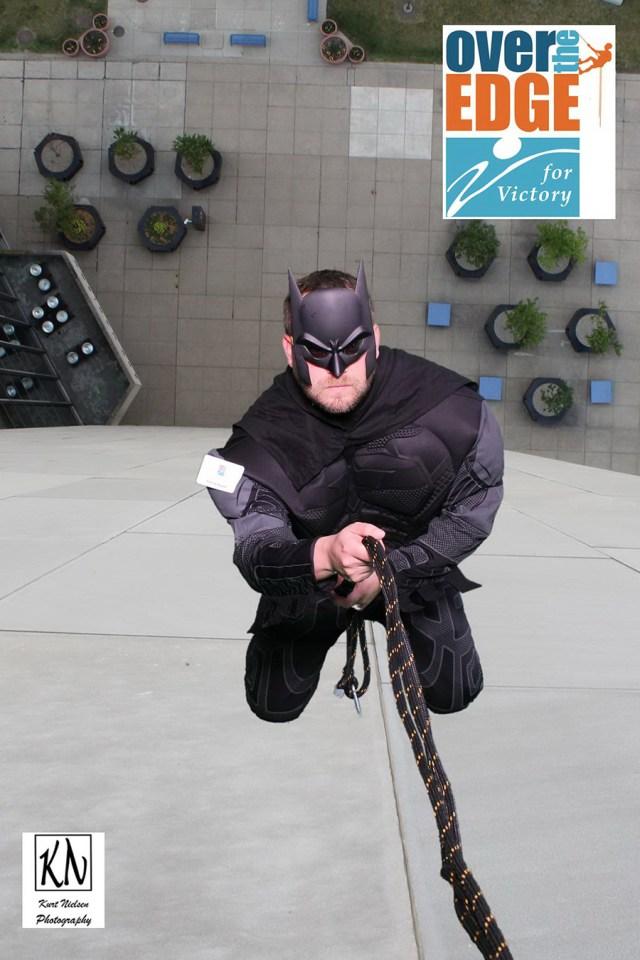 Batman from Therma-Tru Doors