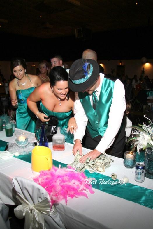 Raising money for honeymoon