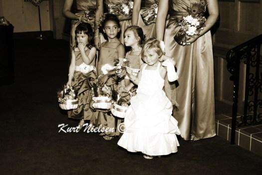 Multiple Flower Girls at Weddings