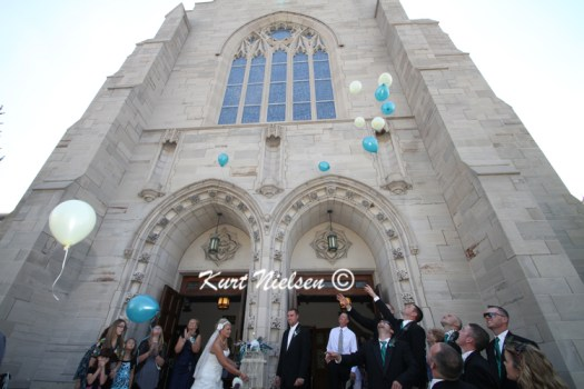 Balloon Release at Weddings