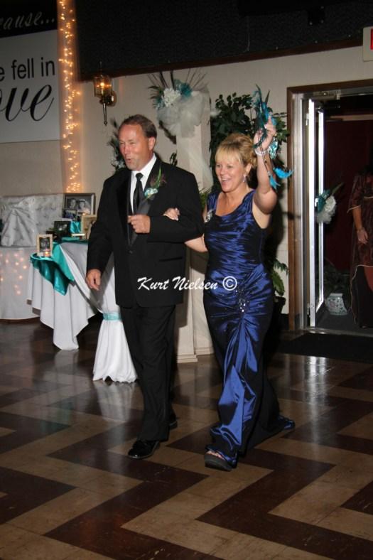 Brides's Parents Entrance