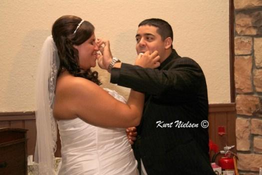 Wedding in Toledo in Fall