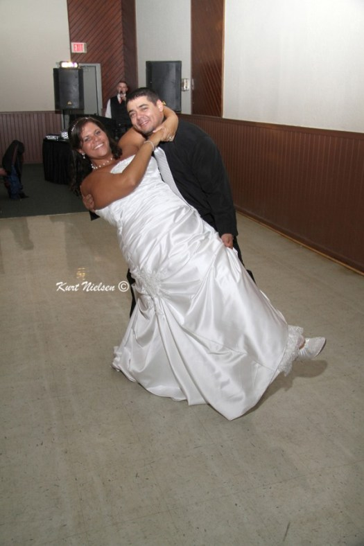 Fun Pics of Bride and Groom