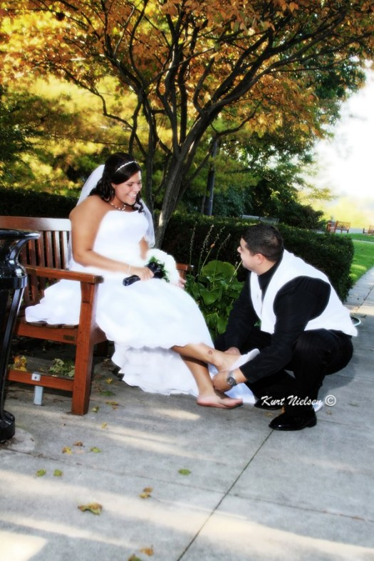 Photos of Bride and Groom