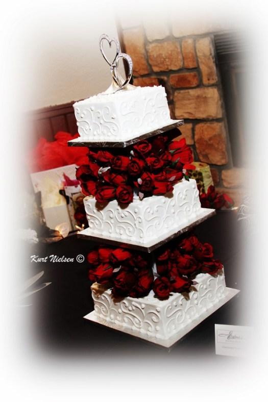 Wedding Cake from Eston's Bakery Sylvania