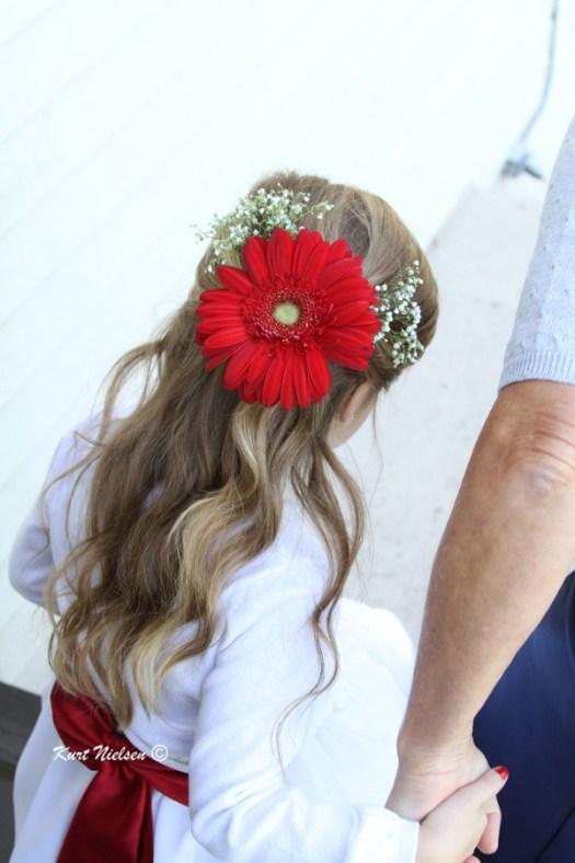 Flowers for Hair for Flower Girls