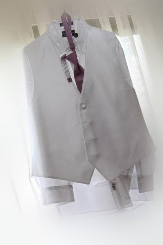 White Tuxedo for Wedding
