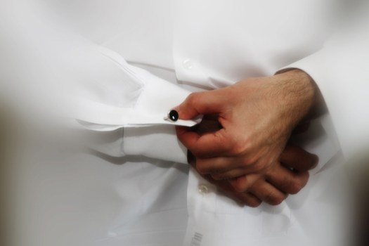 Wedding Tux Cufflinks
