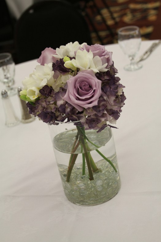 Lilac Bridesmaid Bouquet