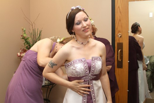Non Traditional Wedding Dress