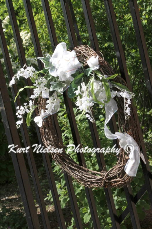 gate decorations for weddings