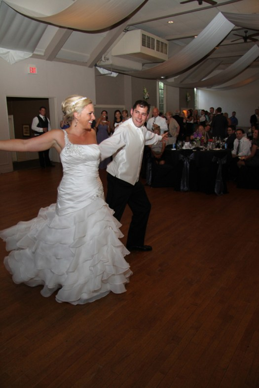 Dance Lessons for Bride and Groom's first Dance