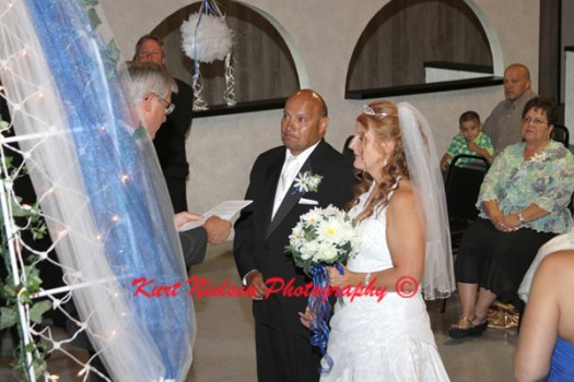 inside wedding