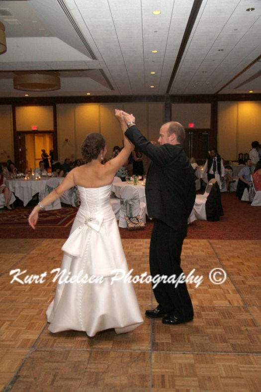 dance lessons for the bride and groom