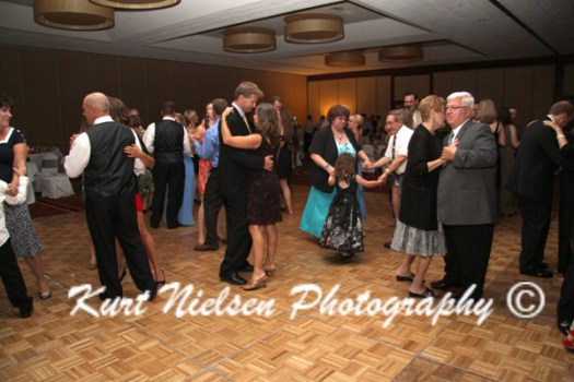 slow dance at wedding