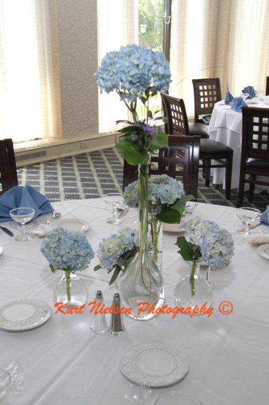 multi level centerpieces