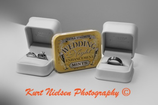 wedding night mints
