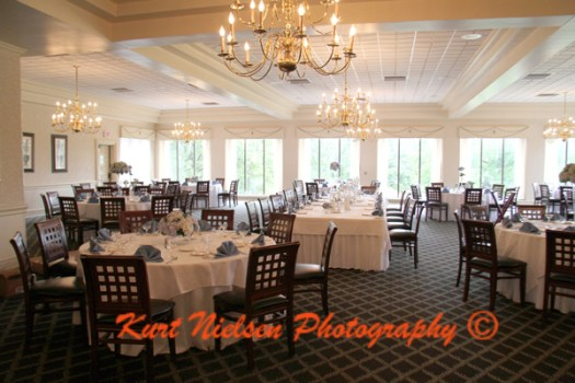 Sylvania Country Club main ballroom