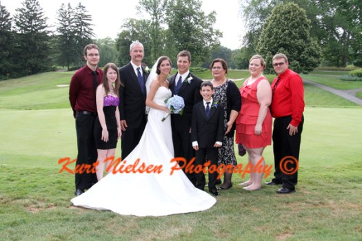 Traditional Family Wedding Photos