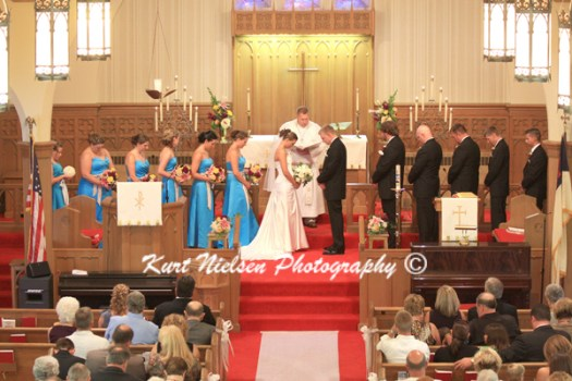 Lutheran Church Weddings