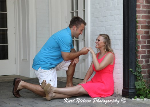 Engagement Photography in Toledo