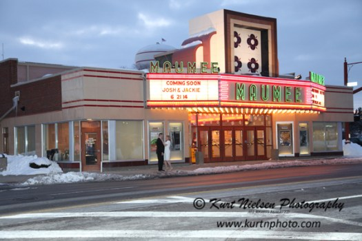 maumee indoor theater photos