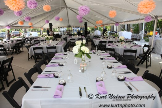 Meredith Party Rental Tent