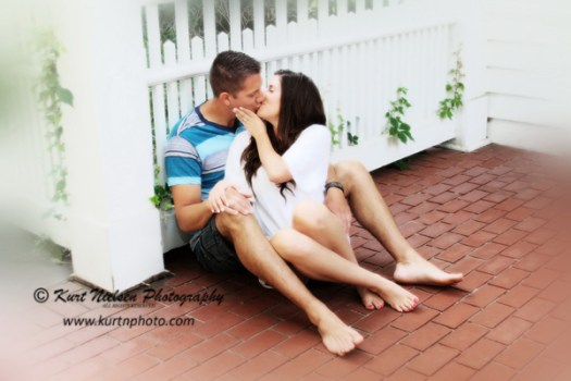 romantic engagment pictures