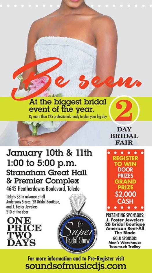 superbowl of all bridal shows information