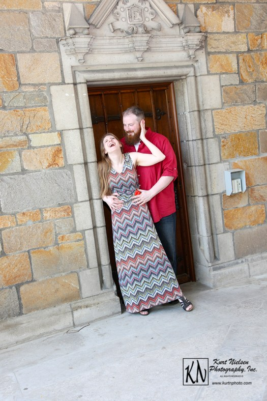 Ann Arbor Engagement Photography that shows the love between a couple