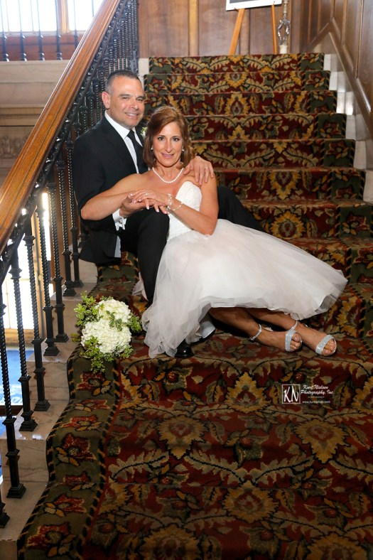 Toledo Club Wedding Photographer