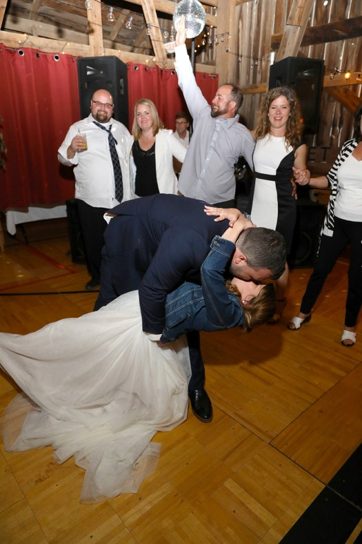 last dance of the night