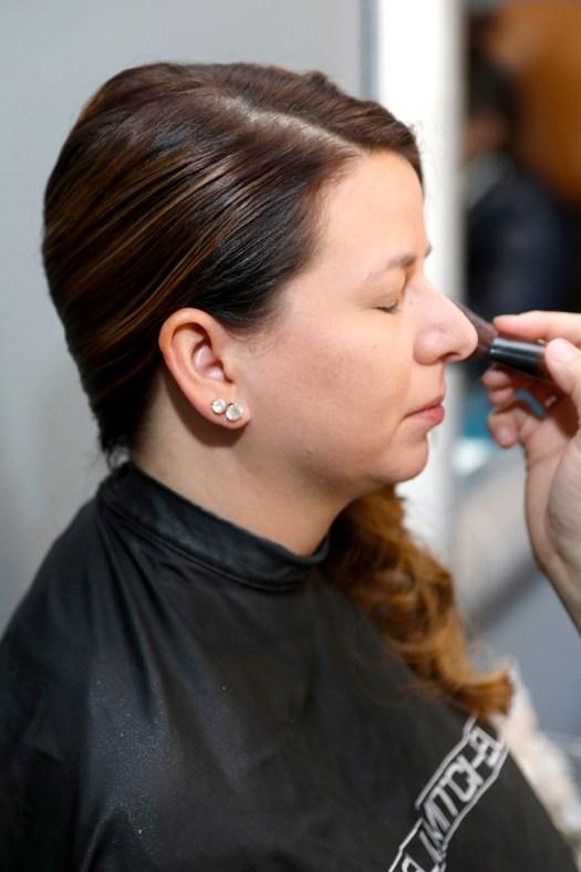 make up by Laura at Panache Hair Studio