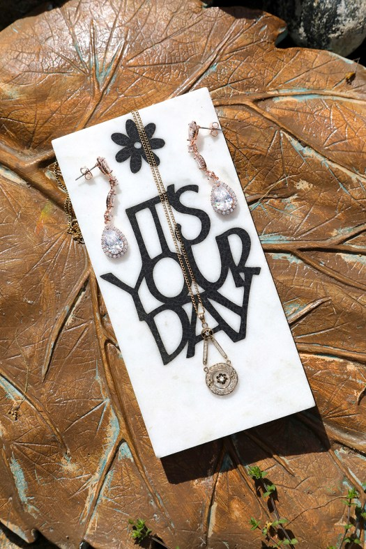 it's your day ceramic tile