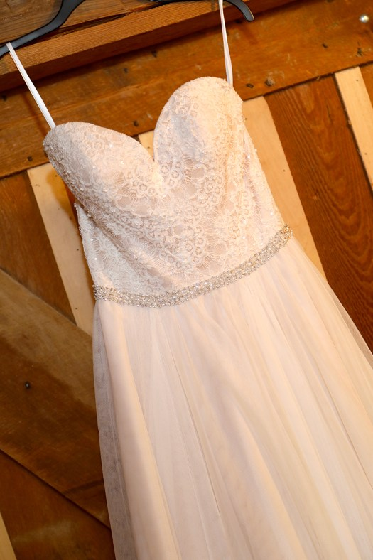 lace bodice wedding dress