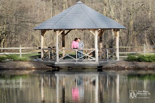 pearson park engagment photographer for toledo weddings