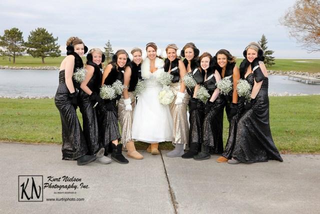 wedding uggs