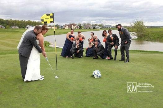 Stone Ridge Golf Club Wedding Photographer