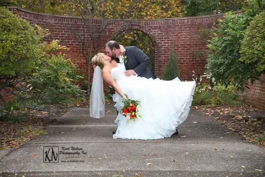 fall weddings at Wildwood Metropark